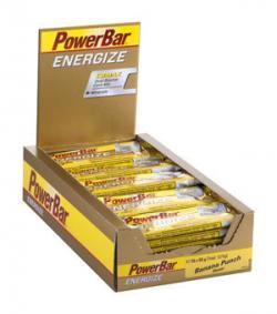 PB Energize Bars Box Banana Punch