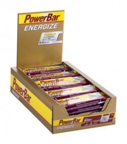 PB Energize Bars Box Berry