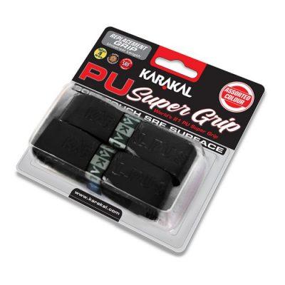 Karakal PU Super Grip Twin Pack 1