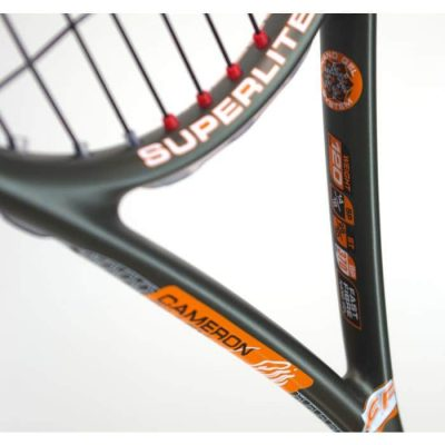 Karakal T 120ff Cameron Pilley Signature Squash Racket 2