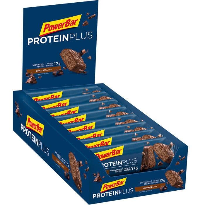 PowerBar 30 Protein Plus Secondary Packshot Chocolate 55g 700RGB