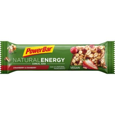 PowerBar Natural Energy Cereal Strawberry Cranberry 40g 700RGB
