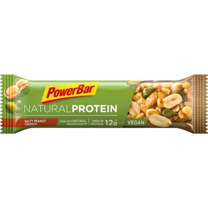 PowerBar Natural Protein Salty Peanut Crunch 40g 700