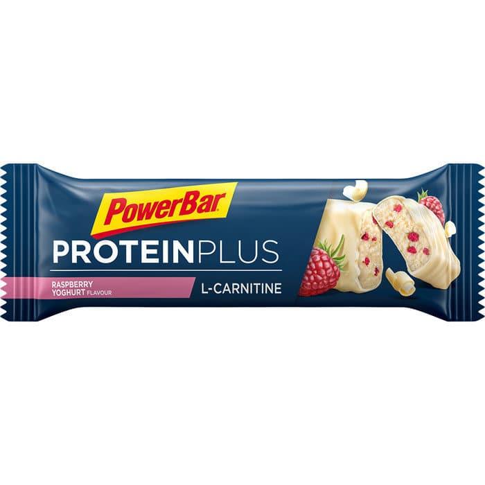 PowerBar Protein Plus L Carnitine Raspberry Yoghurt 35g 700RGB