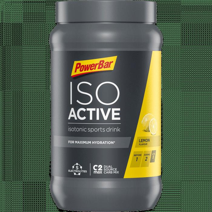 PowerBar  Isoactive  Lemon  600g  1