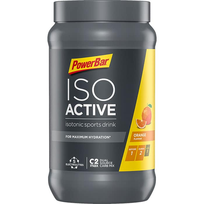 PowerBar  Isoactive  Orange  600 g  700px