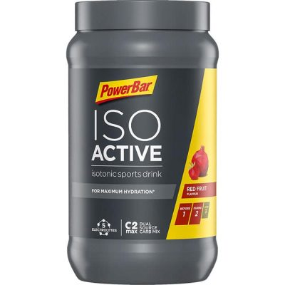 PowerBar Isoactive Red Fruit 600g