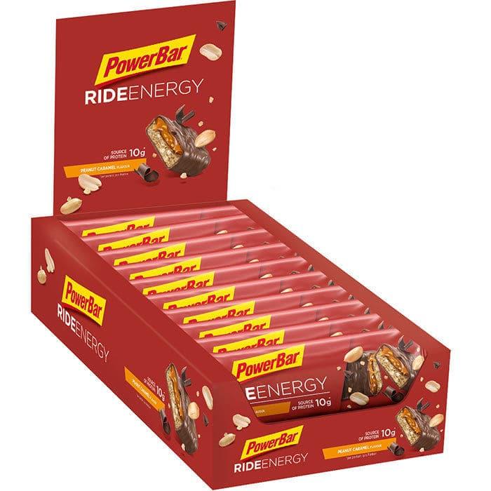 PowerBar Ride Energy Secondary Packshot Peanut Caramel 55g 700x700px