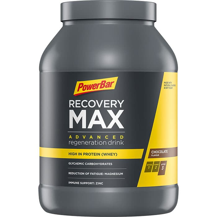 PowerBar  Recovery Max  Chocolate  700