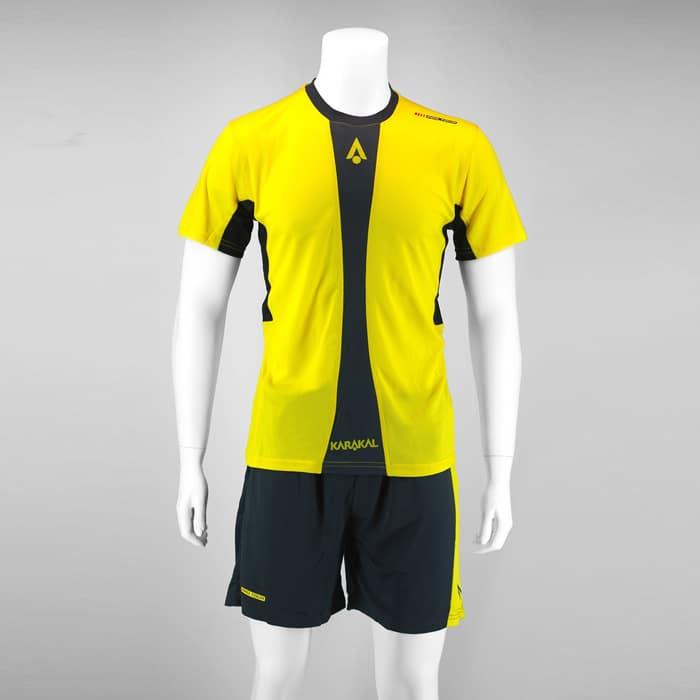 pro tour tee yellow 01 700