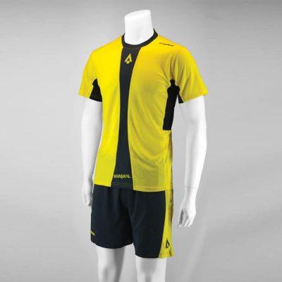 pro tour tee yellow 03 700