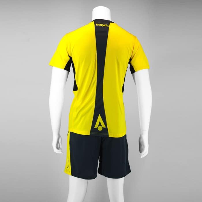 pro tour tee yellow 04 700
