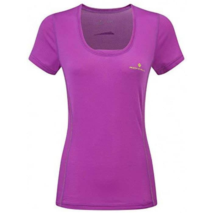 Ronhill Womens Stride Zeal Short Sleeve T Shirt 700