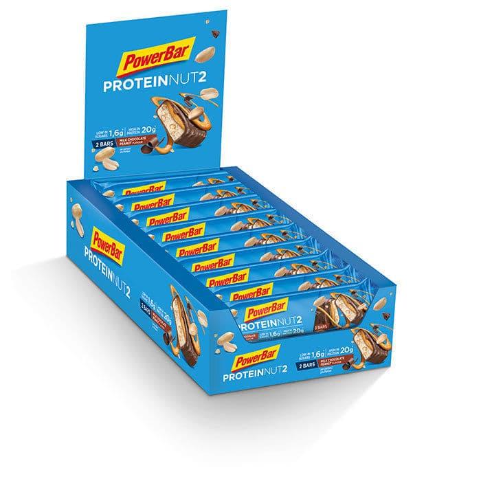 2017 ProteinNut2 60g Milk Chocolate Peanut Secondary Pack 700