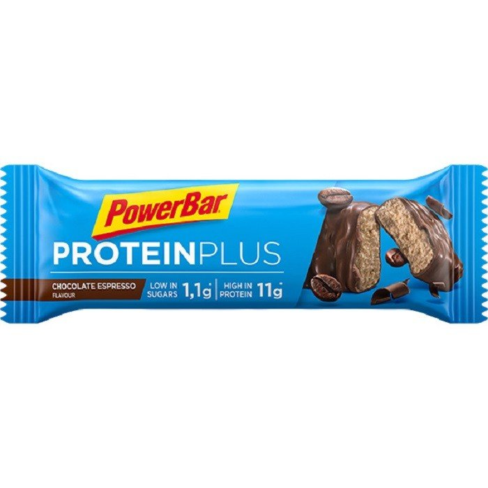 PowerBar Protein Plus Low Sugar Chocolate Espresso 35g 700