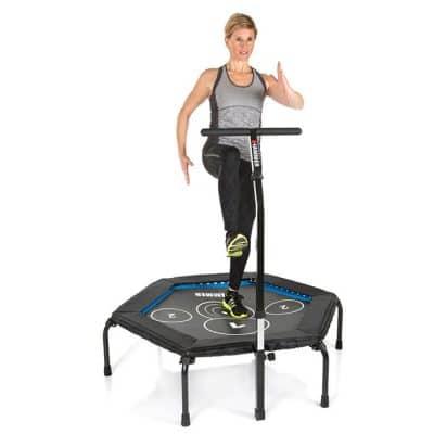 66426 hammer fitness trampolin cross jump 06
