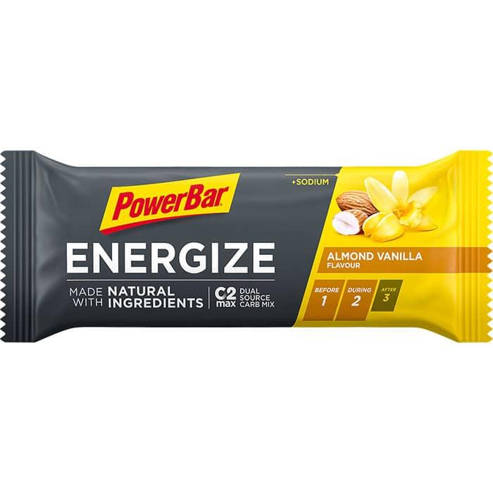 PowerBar  Energize  made with  Almond Vanilla  700