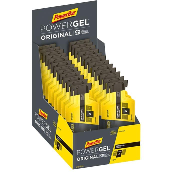 PowerBar  PowerGel Original  Secondary  Espresso  700