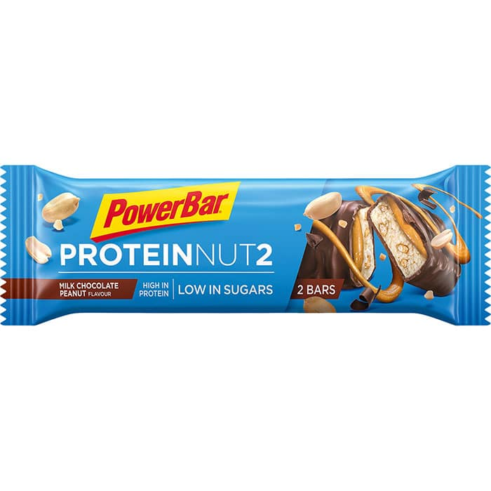 PowerBar  Protein Nut 2  Milk Chocolate Peanut  45g  700