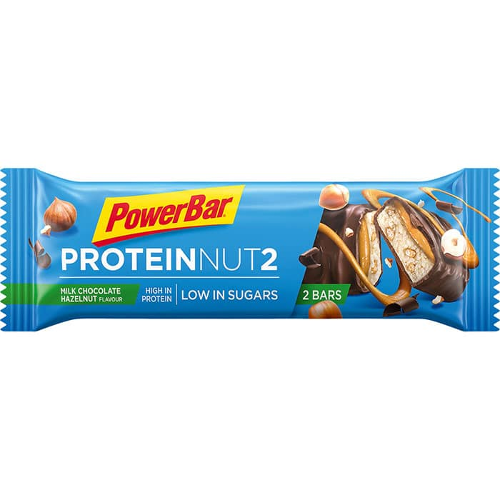 PowerBar  Protein Nut2  Milk Chocolate Hazelnut  45g 700