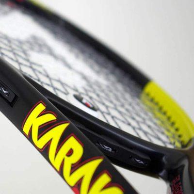 Karakal Black Zone 260 Tennis Racket 2020 4