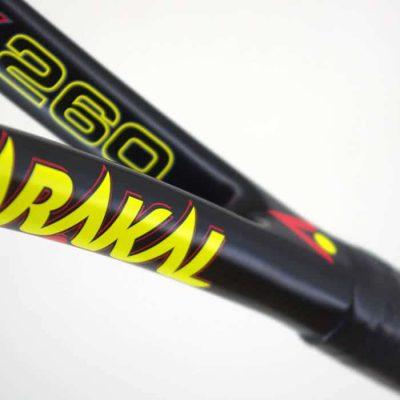 Karakal Black Zone 260 Tennis Racket 2020 8