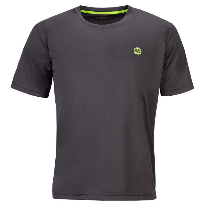 Active Shirt grau