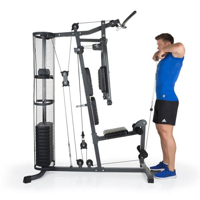 9030 hammer Multi gym 1 10