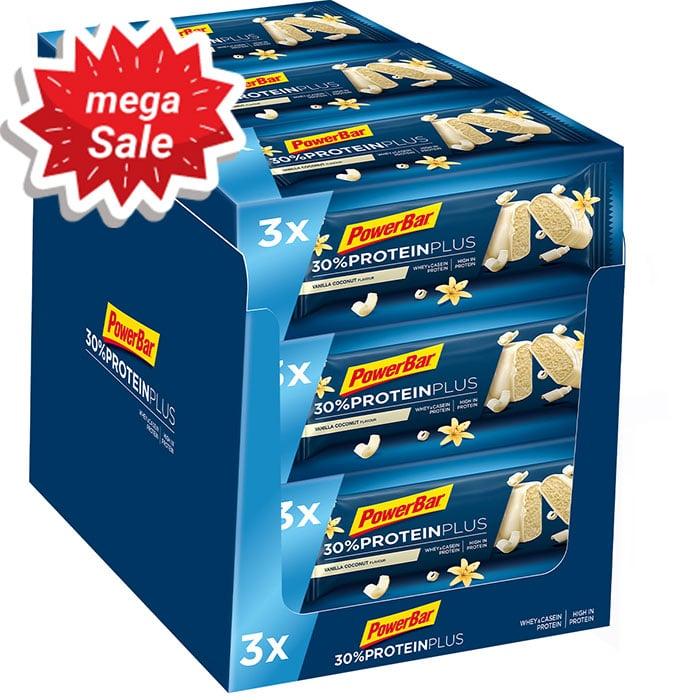 PowerBar  30 Protein Plus  Vanilla Coconut  Cov 700 SALE2jpg