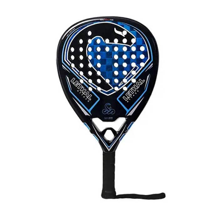 VIBOR A CARBON LETHAL ATTACK PADDLE RACKET 2 1