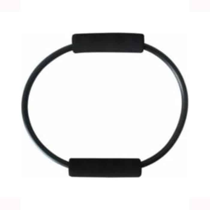 o loop stretch tube exercise fitness elastic resistance band yoga latex chest expander weight o black2