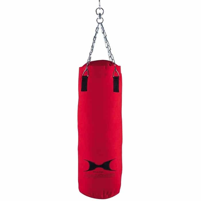 92408 92412 hammer boxing boxsack canvas rot 1 2 1