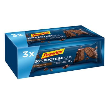 PowerBar 30% Protein Plus Multipack-Chocolate