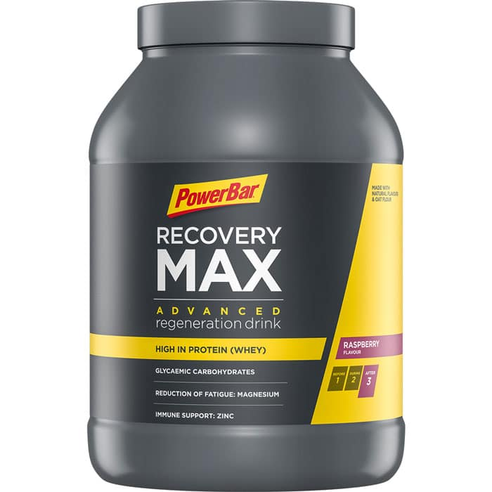 PowerBar  Recovery Max  Raspberry  700 1