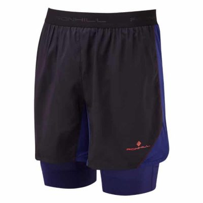 Ronhill Mens Stride Reive twin Short