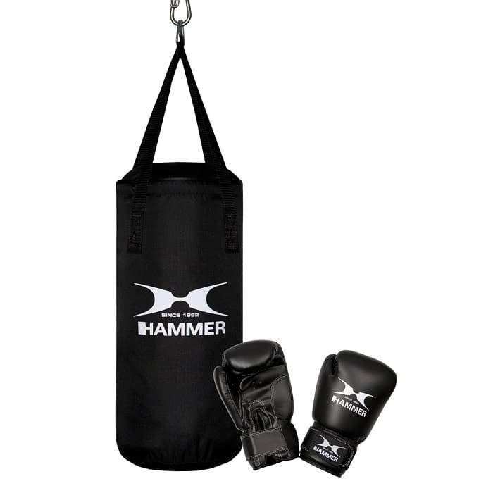 92090 hammer boxing boxen σακος γαντια box set fit junior