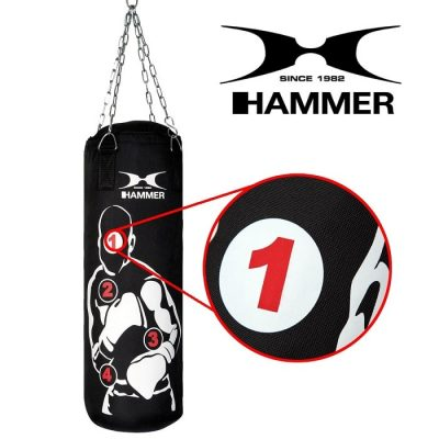 92606 92608 92610 hammer boxing boxen boxsack home fit sparring pro 02