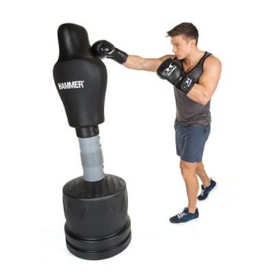 92620 hammer boxing standboxsack perfect punch 08