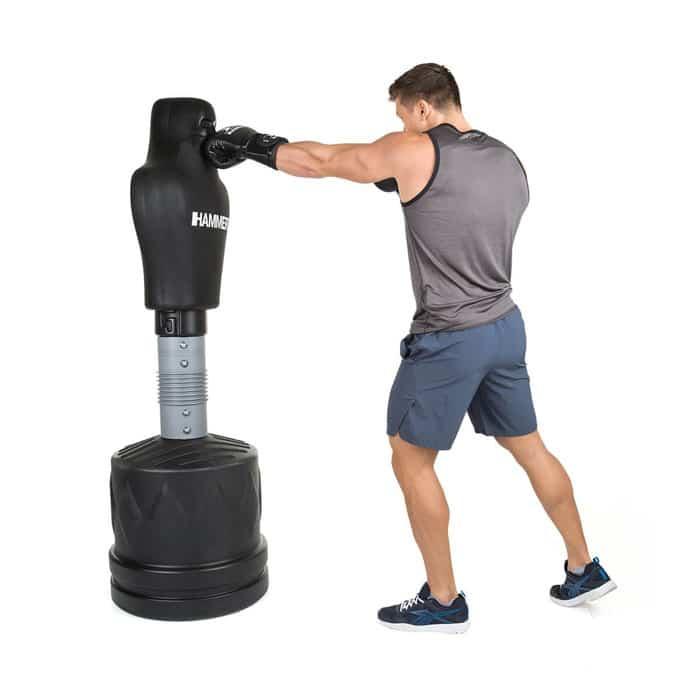 92620 hammer boxing standboxsack perfect punch 09
