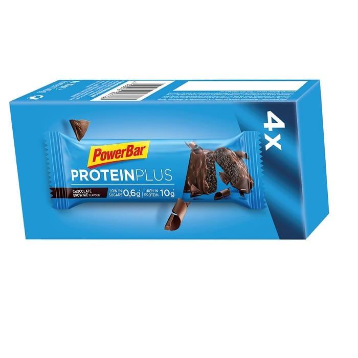 PowerBar Multipack Protein Plus Low Sugar Chocolate Brownie