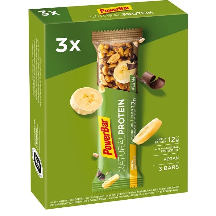 Powerbar Natural Protein Multipack Banana Chocolate
