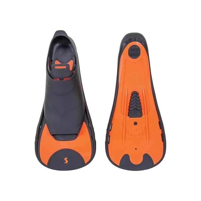 Βατραχοπέδιλα F5 Πορτοκαλί 1