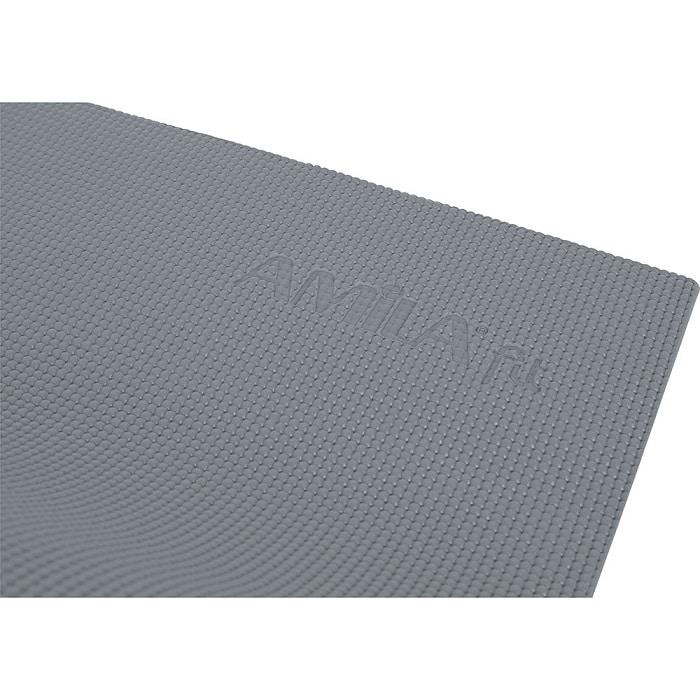 στρώμα yoga 4mm ανθρακί 2