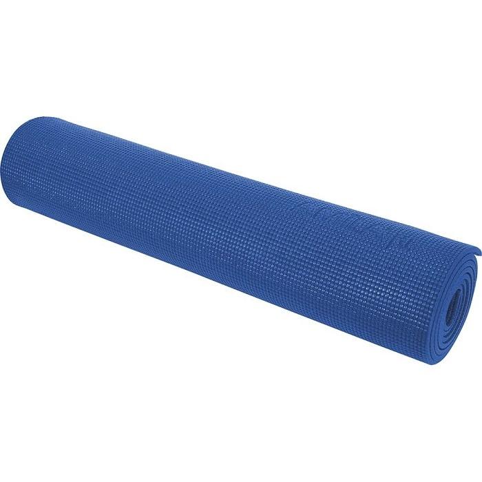 στρώμα yoga 4mm μπλε 1