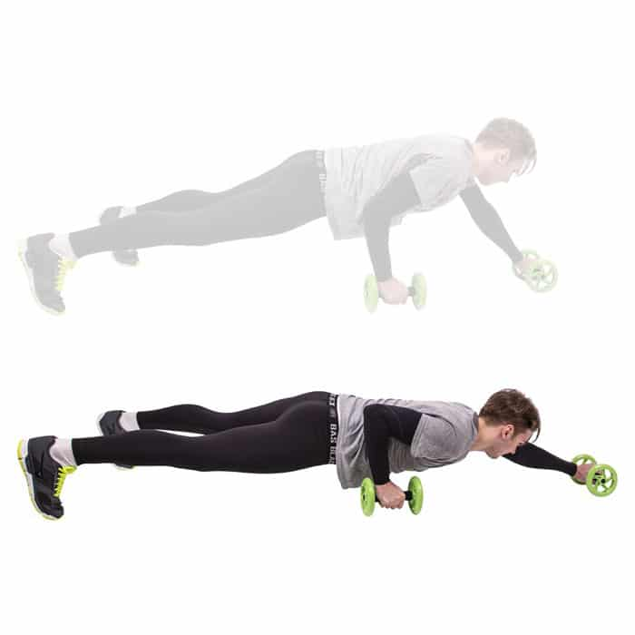 AB ROLLER DOUBLE INSPORTLINE 3