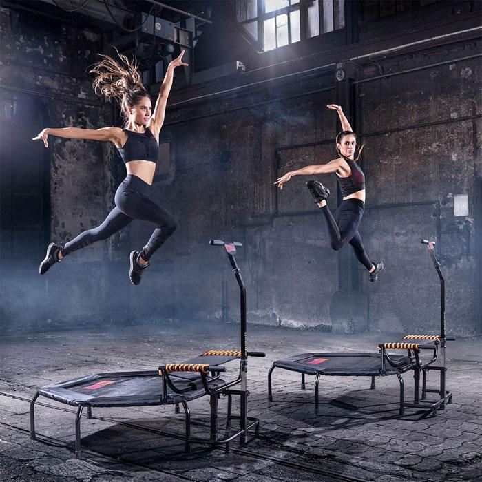 Fitness trampoline 5