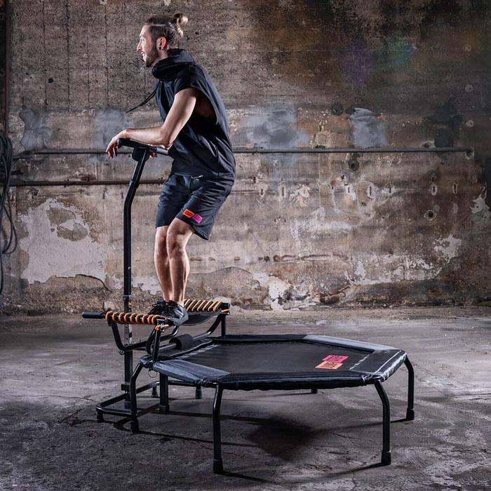 Fitness trampoline 6