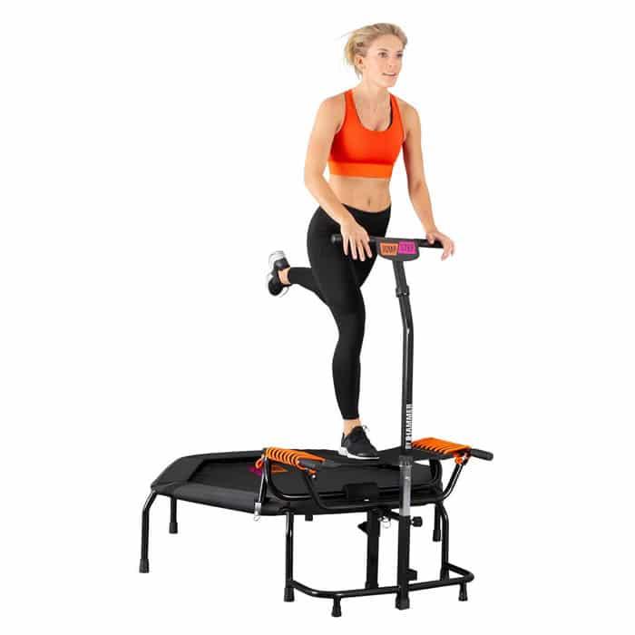 Fitness trampoline 7