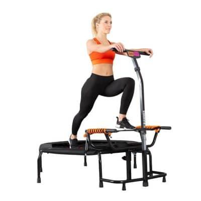 Fitness trampoline 8