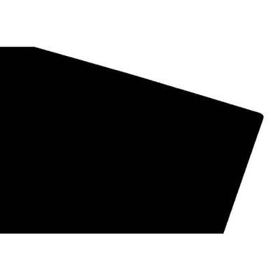 Στρώμα Yoga Anti Scratch 6mm Μαύρο 2A